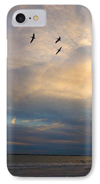 Charleston Seascape IPhone Case by Steven Richman