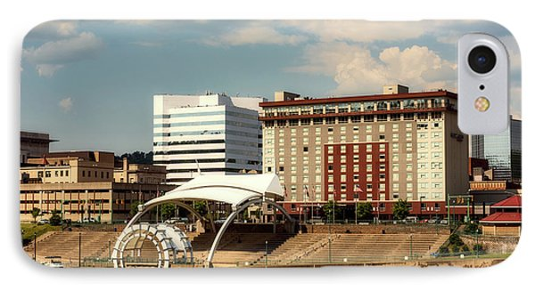 Charleston West Virginia IPhone Case by L O C