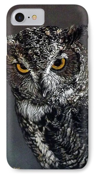 Charley IPhone Case by Linda Becker