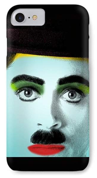 Charlie Chaplin IPhone Case