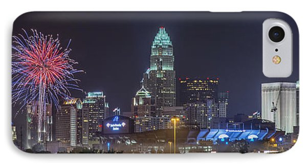 Charlotte Celebration IPhone Case by Brian Young