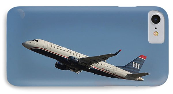Charlotte Douglas International Airport 12 IPhone Case by Joseph C Hinson Photography