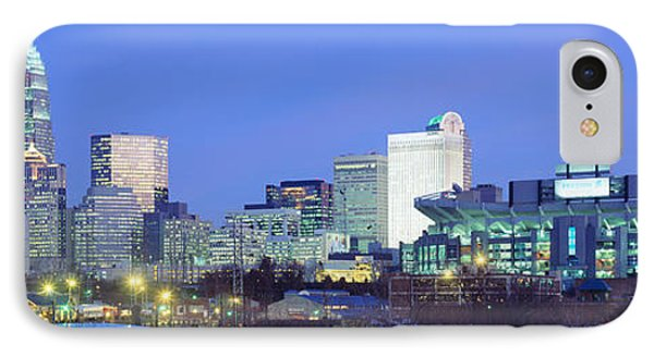 Charlotte Nc IPhone Case by Panoramic Images