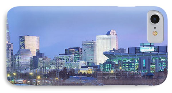Charlotte North Carolina Usa IPhone Case by Panoramic Images