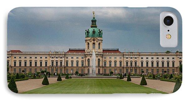 Charlottenburg Palace IPhone Case by Nichola Denny