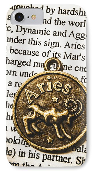 Charm Of Aries IPhone Case by Jorgo Photography - Wall Art Gallery