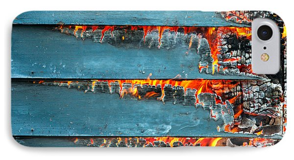 Charred Remains IPhone Case