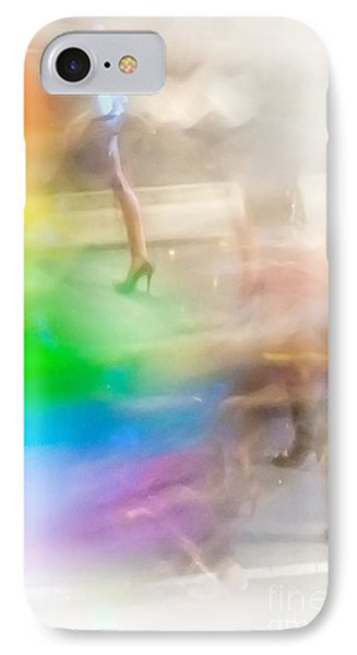 Chasing The Rainbow IPhone Case