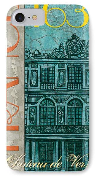 Chateau De Versailles IPhone Case