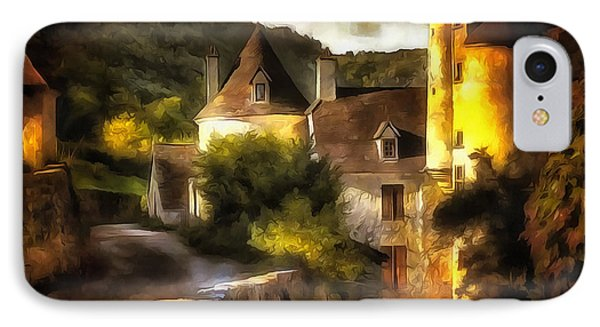 Chateau France I IPhone Case by Jack Torcello