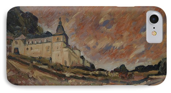 Chateau Neercanne Maastricht IPhone Case by Nop Briex