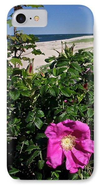 Chatham Flower IPhone Case