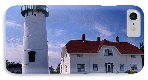 Chatham Lighthouse Ma IPhone Case
