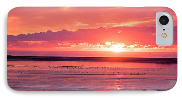 Chatham Ma Cape Cod Sunrise IPhone Case