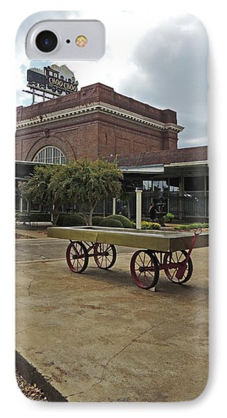 Chattanooga Choo Choo Historic Hotel Site IPhone Case