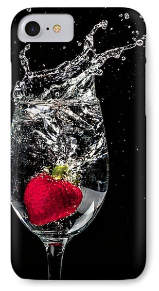 IPhone Case featuring the photograph Cheers 2 You by TC Morgan