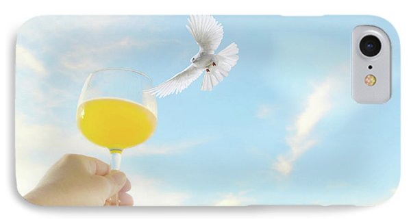Peaceful Celebration IPhone Case by Diana Angstadt