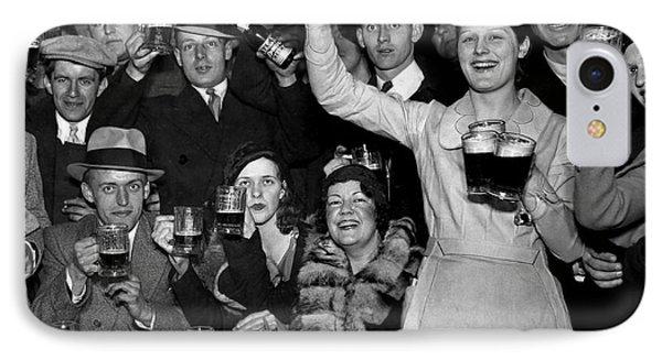 Beer iPhone 7 Case - Cheers by Jon Neidert