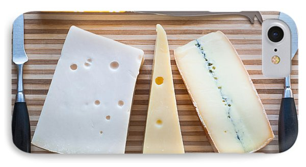 IPhone Case featuring the photograph Cheese Board by Ari Salmela