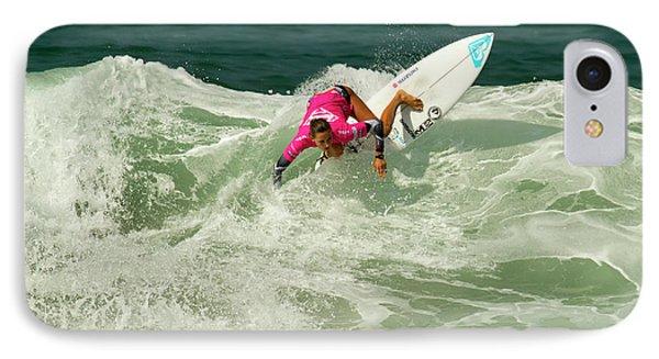 Chelsea Tuach Surfer Girl IPhone Case