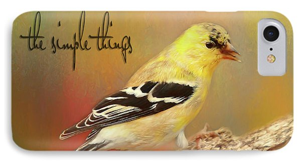 IPhone Case featuring the photograph Cherish by Darren Fisher