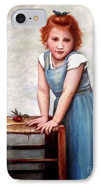 Cherries IPhone Case by Judy Kirouac