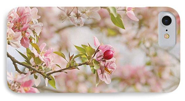 Cherry Blossom Delight Phone Case by Kim Hojnacki