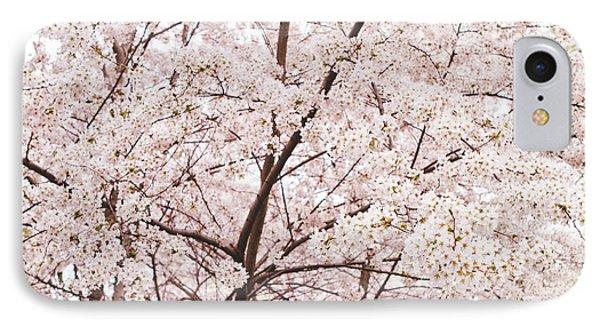 Cherry Blossom Spring Phone Case by Ariane Moshayedi