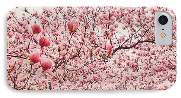 Cherry Blossoms IPhone Case by Vivienne Gucwa