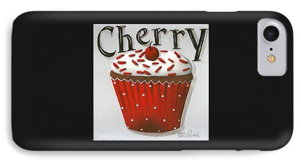 Cherry Celebration Phone Case by Catherine Holman