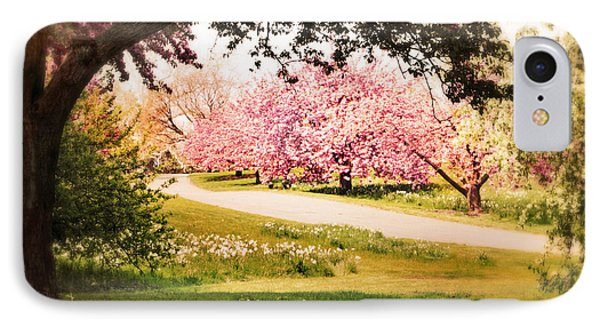 Cherry Hill Grove IPhone Case by Jessica Jenney
