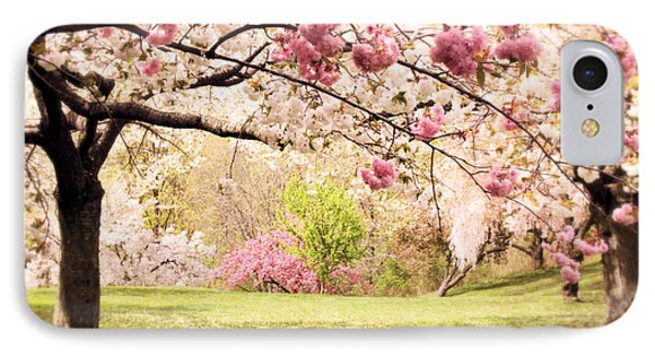 Cherry Hill Morning IPhone Case by Jessica Jenney