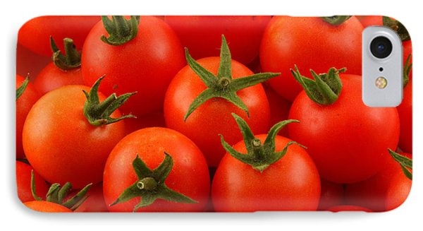 Cherry Tomatoes Fine Art Food Photography Phone Case by James BO  Insogna