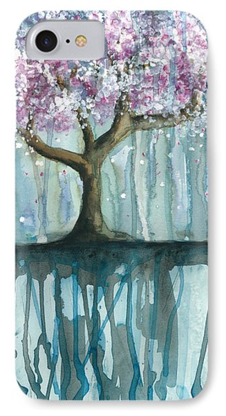 Fruit Tree #2 Phone Case by Rebecca Childs
