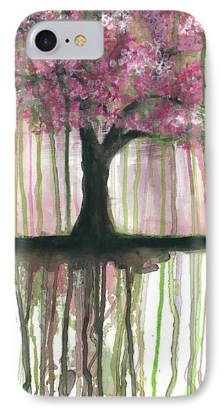 Fruit Tree #3 Phone Case by Rebecca Childs