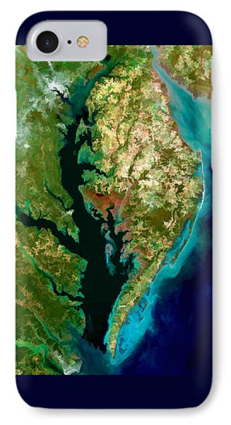 Chesapeake Bay IPhone Case by Elaine Plesser