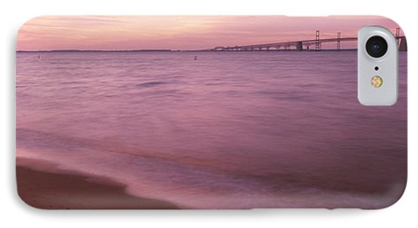 Chesapeake Bay Wchesapeake Bay Bridge IPhone Case
