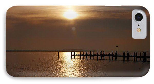 Chesapeake Morning Phone Case by Bill Cannon