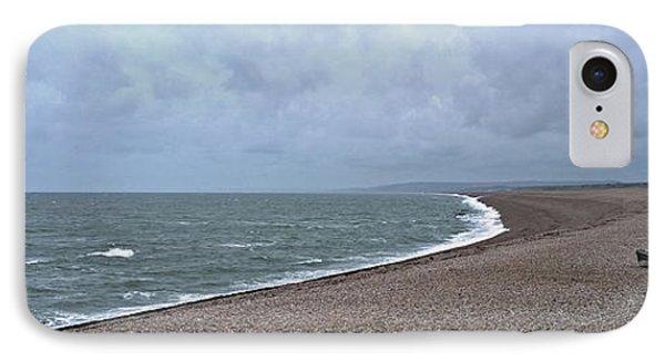 Chesil Beach November 2013 IPhone Case