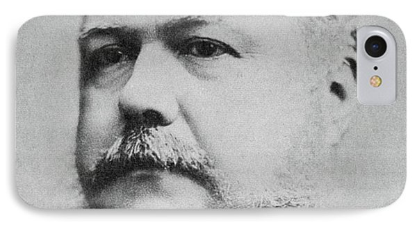 Chester Arthur  IPhone Case by American School