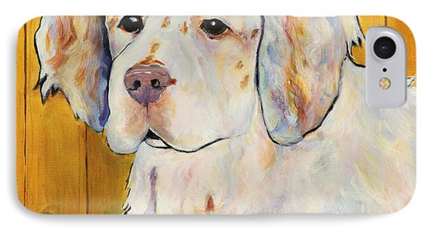 Chester Phone Case by Pat Saunders-White