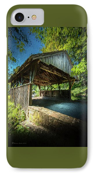 Chester Pennsylvania Bridge IPhone Case