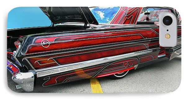 IPhone Case featuring the photograph Chev Impala 1 by Bill Thomson