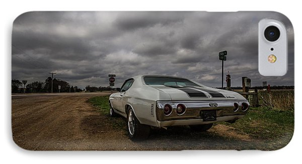 IPhone Case featuring the photograph Chevelle Ss by Aaron J Groen