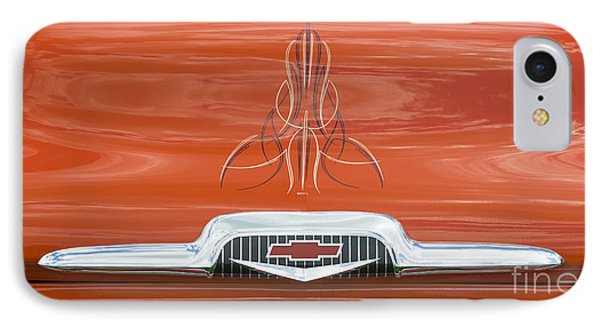Chevrolet 30-1956 Hydramatic 3100 IPhone Case by Wendy Wilton