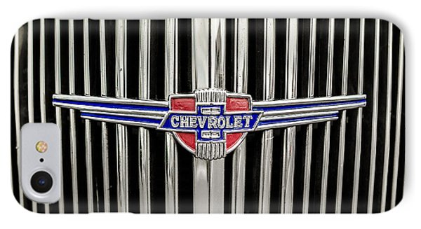 Chevrolet IPhone Case by Caitlyn Grasso