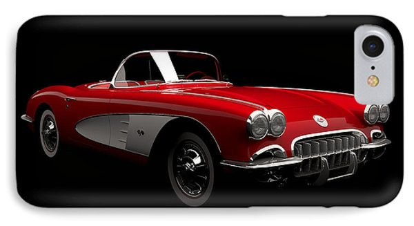 Chevrolet Corvette C1 IPhone Case