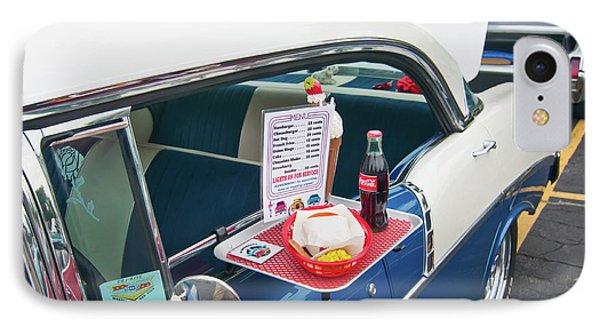 Chevy 2046 Phone Case by Guy Whiteley