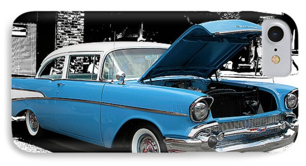 IPhone Case featuring the photograph Chevy Love by Victoria Harrington