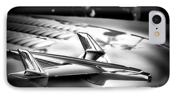 Chevy Noir IPhone Case by Mark David Gerson